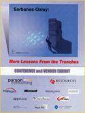 More Lessons From the Trenches Conference Logo and Book